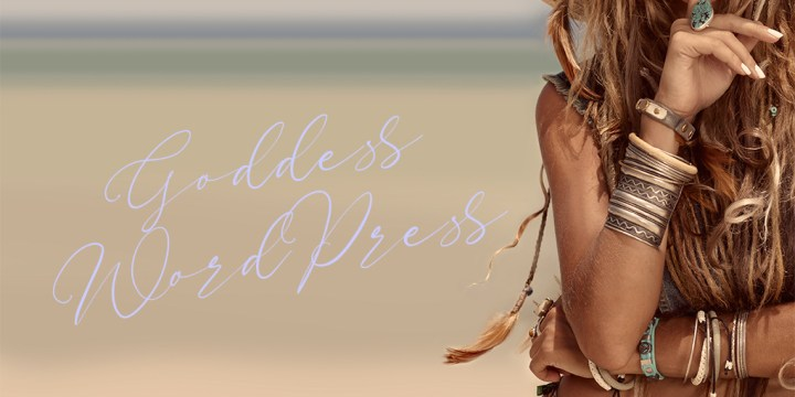 goddess wordpress