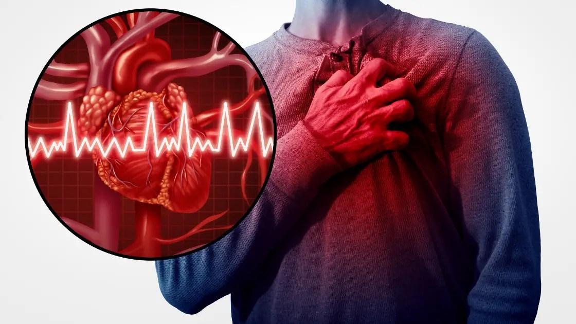 Heart Attack ke Lakshan in Hindi