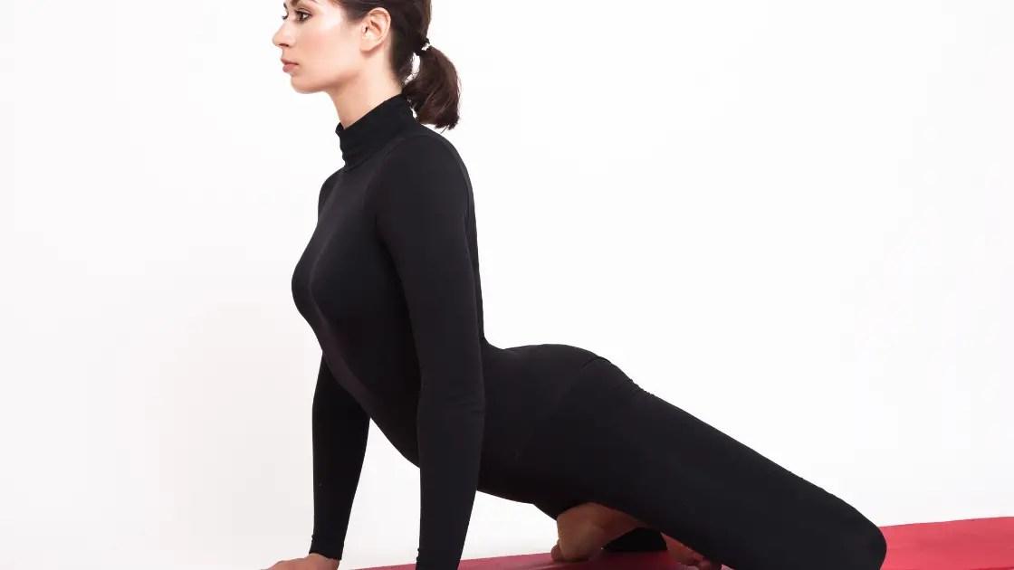 Simhasana Yoga Images
