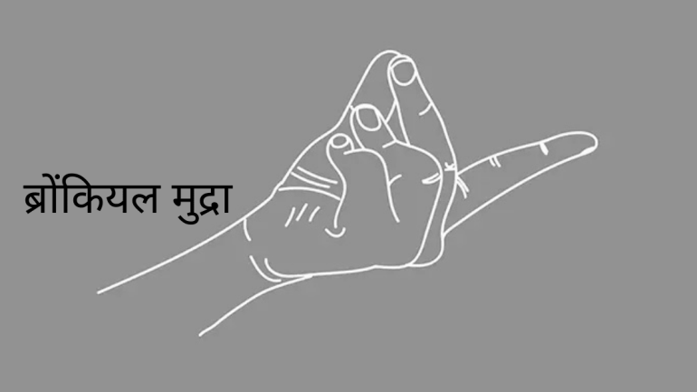 Mudra for Asthma/ Bronchial Mudra Images