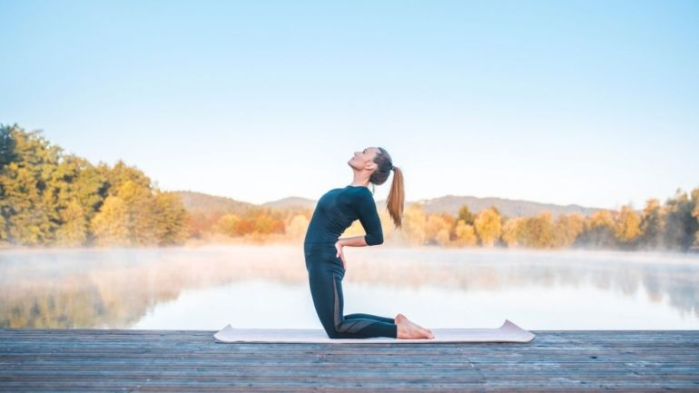 balo ke liye yoga/ mysticming