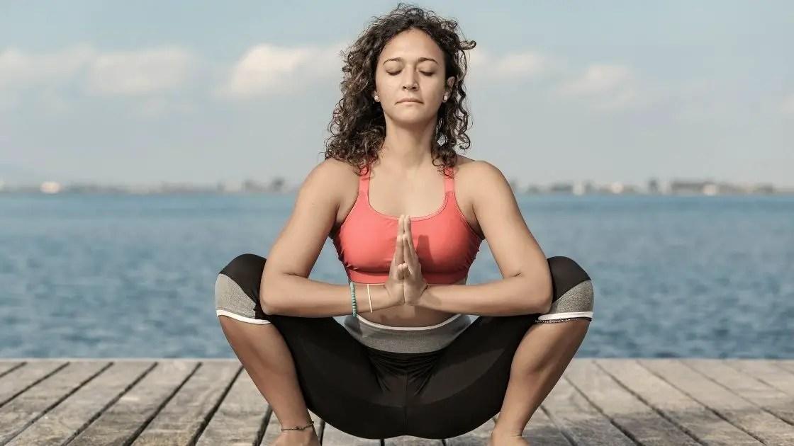 Malasana Yoga Images