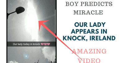Did Boy Accurately Predict the Virgin Mary's Appearance? Convincing Video Evidence