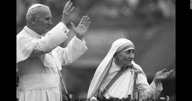 Feast Day for the Great Saint and the little known story of Mother Teresa's Secret  Plan to Consecrate  Russia