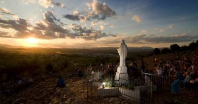 Posted June 18, 2017 …Touching Video of Recent Trip to Medjugorje…This Video Captures Medjugorje in a Simple and Beautiful Way
