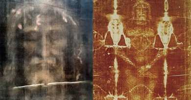 "Breaking News – New Prestigious Study on Shroud of Turin…""There is blood of a man tortured and killed"""