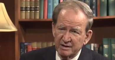 "Powerful! Legendary Catholic Pat Buchanan on ""What Still Unites Us?"""