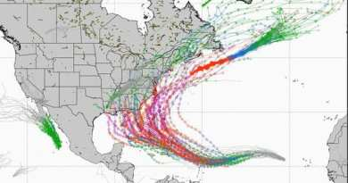 Cat 5 Hurricane Irma on its way – Path Uncertain… Forecasters Worry