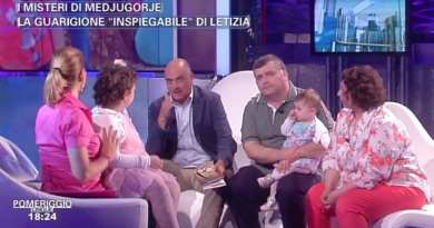 "3 Year-Old Girl with Severe Disease Tells Mother: ""Mummy, you cannot do it anymore, bring me to Medjugorje so that Our Lady heals me"""
