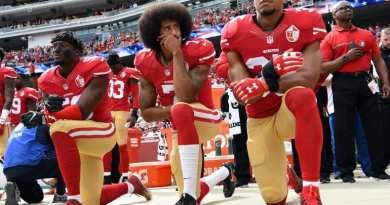 "Seeds of Civil War? Trump: ""Get that Son of a b#@*ch off the field"" America's Divide Widens … Tells supporters to leave stadiums if players kneel for National Anthem"