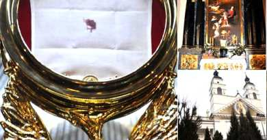 "Incredible Eucharistic Miracle: ""Impossible to reproduce by humans means"""
