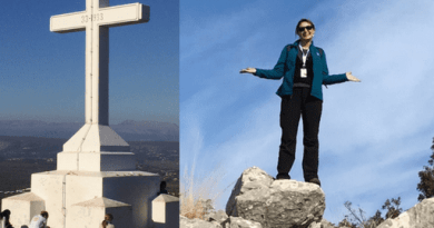 Mystic Post Goes to Medjugorje