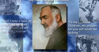 "Padre Pio and Garabandal: What the Virgin Mary Told the Great Saint ""You will be with me during the end of the world"""
