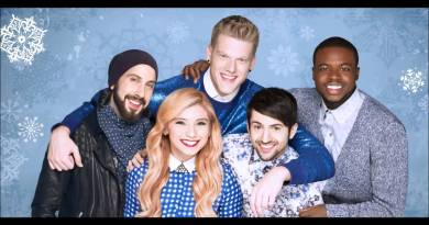 "Pentatonix  ""Little Drummer Boy"" ..Merry Christmas from Mystic Post"