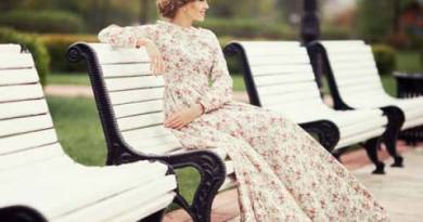 Christian Chic – Modest Dresses Are All the Rage in Russia