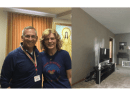 While Praying Rosary Medjugorje Pilgrim is Witness to Mysterious Image in His Living Room.. Is it Our Lady, The Holy Family or Angels?