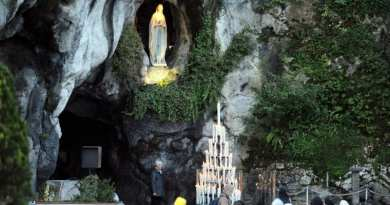 "Divine Intervention…Nun's Cure at Lourdes Accepted Officially as 7Oth Miracle …""One foot was permanently twisted"" then she felt a ""Surge"" Voice says ""Take off your braces"""