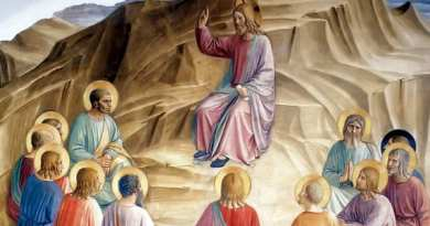 Wednesday 7th February 2018…Today's Holy Gospel  according to Saint Mark 7:14-23.