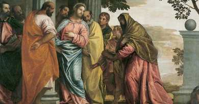 Saturday 24th March 2018… Today's Holy Gospel of Jesus Christ according to Saint John 11:45-56.