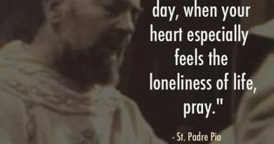 "Report: USA LONELINESS EPIDEMIC. ""Most Americans are considered lonely""… With a prayer to fix the heart that has no one near"