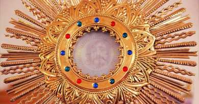 There are 22 Eucharistic miracles in Italy.The powerful sign of God on our 'distracted' nation.