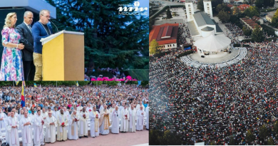 "Anniversary Celebration…""Our Lady – The Queen of Peace, 260 Priests, 60,000 Pilgrims  And a Glorious Day in Medjugorje"" Milanka Lachman"
