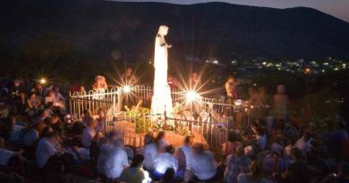 "Do Not Sweep the Secrets Away Under a Rug – Not Just Yet…Medjugojre Visionary Ivan:  ""The secrets of Medjugorje certainly contain prophecies of painful events and Signs of the times show that the world is troubled."""