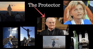 Vatican Moves In….Pope's envoy to Medjugorje begins his ministry…