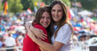 """Medjugorje is the best place in the world""  … Young people talking about Our Lady will make your day – Youth Festival Interviews."