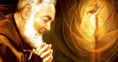 """""""I am Padre Pio, you will not die.""""   Woman Healed After Great Saint Appears in Vision"""