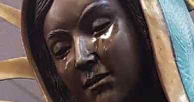 Bishop and Investigators: Find 'No natural causes' for weeping Mary statue…Holy Oil oozing from Virgin of Our Lady of Guadalupe continues to mystify.