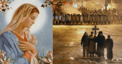 "Spiritual Warfare: Little Known Medjugorje Prophecy Unfolding in Poland?…Member of Parliament – ""The West has lost its soul. Poland's soul is still alive."" ..Also Warns of Islamic Cultural Invasion"