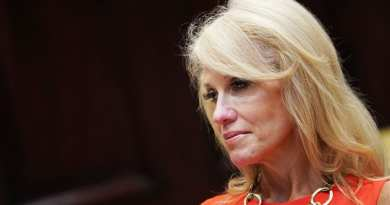 "Catholic Prophecy:  Catholic Kellyanne Conway Blames ""anti-religiosity""  for Growing USA divisions, violence."