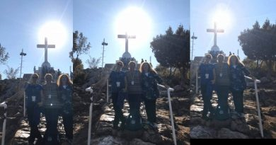 "Medjugorje Guide Catches Sun ""Pulsating"" on Cross Mountain in Photo on Fatima ""Miracle of the Sun"" Anniversary"