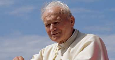 Happy Birthday to Saint John Paul II …And don't forget the powerful words the Great Saint said about Medjugorje:  'It is the hope for the whole world ""