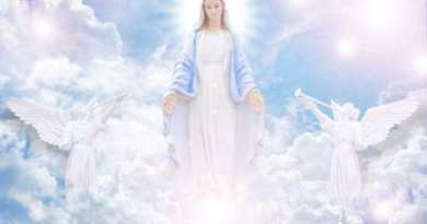 Medjugorje: Some forget that Our Lady comes with angels..The day Ivanka Saw Her Mother and Two Beautiful Angels.