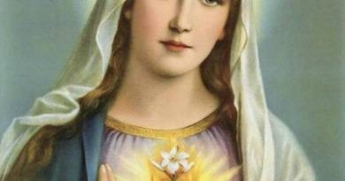 A Powerful Prayer to Our Lady of the Sacred Heart for Those Who Need a Special Favor for Someone in Pain