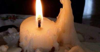 "The Amazing ""Medjugorje Miracle Candle"" .. Great story (Video)"