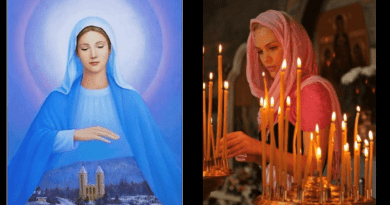 """Medjugorje is a prayer for the world – the hope of the world….""""There is a light with Medjugorje and We need this light in a world that is going down into darkness."""""""
