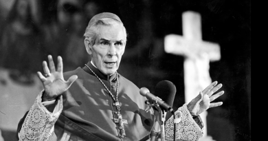 The Antichrist, the Signs of Our Times, and the Apocalypse. Powerful and Prophetic Sermon By Ven. Fulton Sheen..Is he describing our times today?