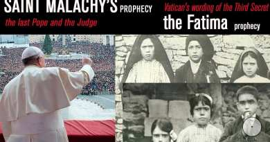 Last Pope – The Astonishing Malachy Prophecy – According to the 900-year-old Malachy Prophecy, the world now has it's last Pope…
