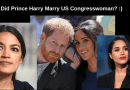 Has anybody noticed that Prince Harry's wife Meaghan Markle  looks a lot like US Congresswoman Alexandria Ocasio-Cortez?