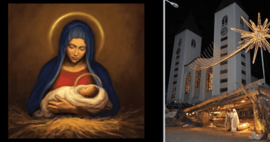 The Queen of Peace at Medjugorje: A collection of some of her most beautiful messages left for the world in December