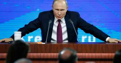 "Putin's Stern Warning: Russia will target US with new weapons if it deploys missiles to Europe. ""The world is being pulled in an irreversible direction… I don't know how to get through to you anymore."""