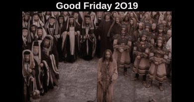 "Passion – Good Friday/Easter Powerful Inspirational Video   ""He chose death so we can have life""  Watch the intimate moments of Jesus' last hours…"