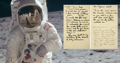 Buzz Aldrin Read John 15:5 before he took communion on the Moon…Snuck bread and wine on to spacecraft.