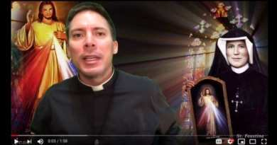 "Rediscover Tradition – Fr. Mark Goring, CC ""Your Josiha Momment"""