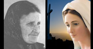 """A great danger exists if the world does not take Medjugorje into account!"" – A soul lost in purgatory tells Austrian Mystic what she knows about Medjugorje"