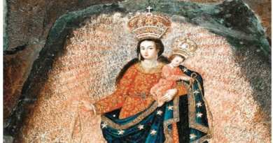 "The Little-Known Wonder of the World – ""Painted by angels from Heaven"" …The Great Rock Miracle of Our Lady of Las Lajas."