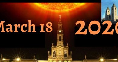 """Now is the time to tell the world my story."" The Mystery of March 18th again looms large. ""The significance of that date will be clear."" says Medjugorje Visionary Mirjana"